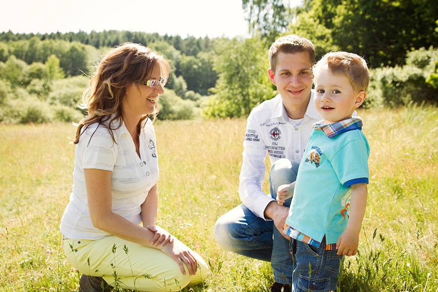 Familienshooting in Rostock mit Soul Photographics