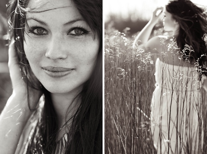Frühlingsshooting in Rostock - Portraits mit Soul Photographics