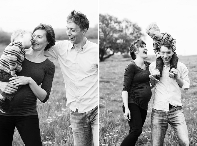 Familienshooting in Rostocks Natur mit Soul Photographics